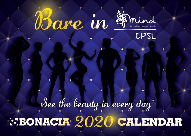 Bare In Mind 2020 Calendar