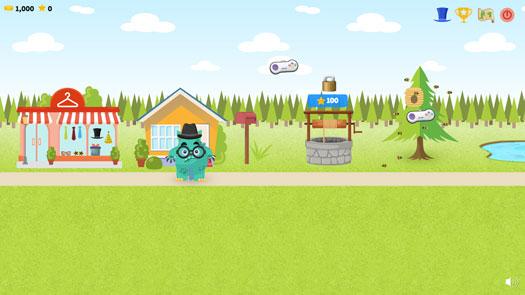 SPaG Monsters - Customise Monster