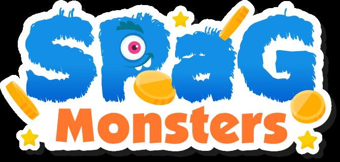 SPaG Monsters Logo