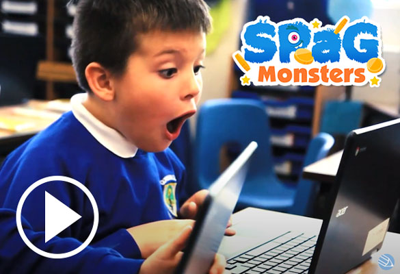 SPaG Monsters - Watch!