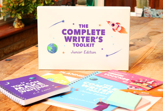 The Complete Writer's Toolkit Contents