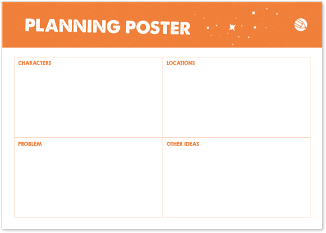 The Complete Writer's Toolkit - Planning Poster