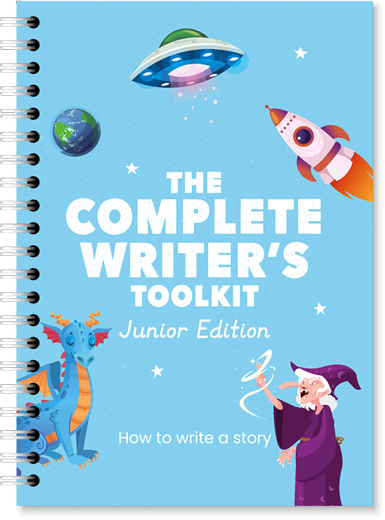 The Complete Writer's Toolkit - Writing Guide
