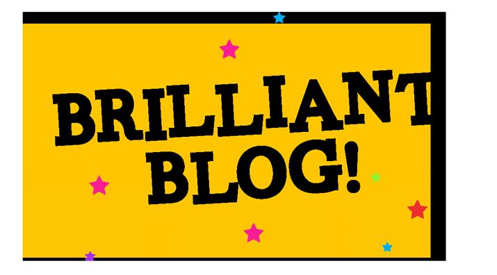 Brilliant Blog Banner