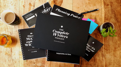 The Complete Writer's Toolkit