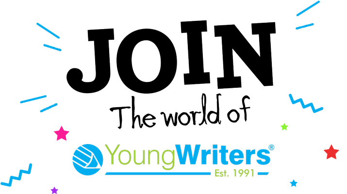 Join the world of Young Writers! Subscribe today!