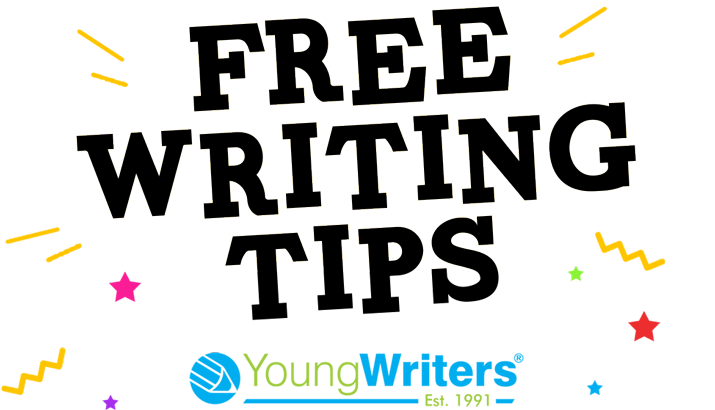 Subscribe to Young Writers' FREE Writing Tips!